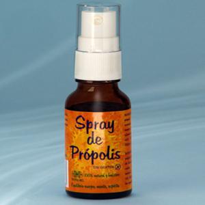 Spray de própolis ecológico Propol-mel