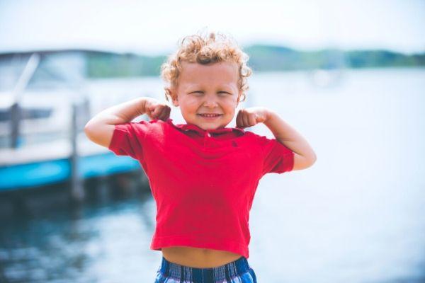 Equinácea para niños: ¿Cómo ayuda a combatir catarros y gripe?