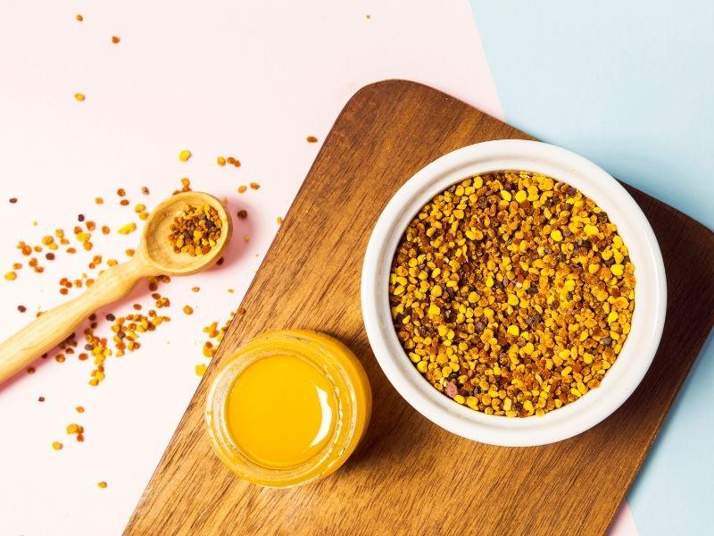 Cómo tomar polen. Tipos y formatos