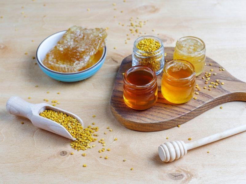Miel para la tos y la garganta: Eficacia y mejor variedad